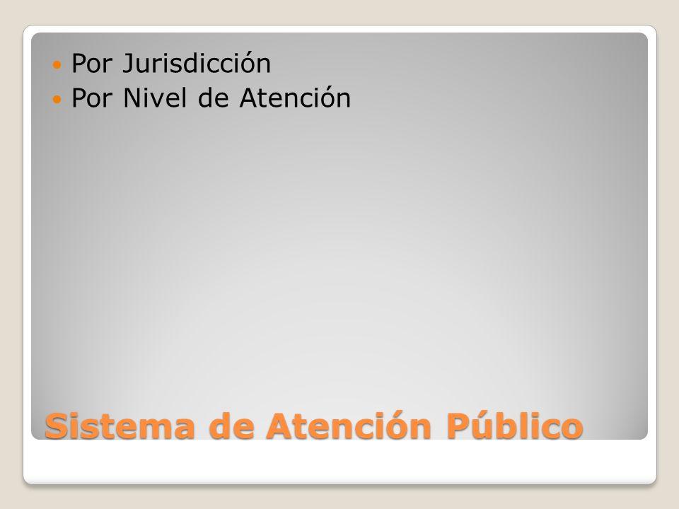 Sistema de Atención Público