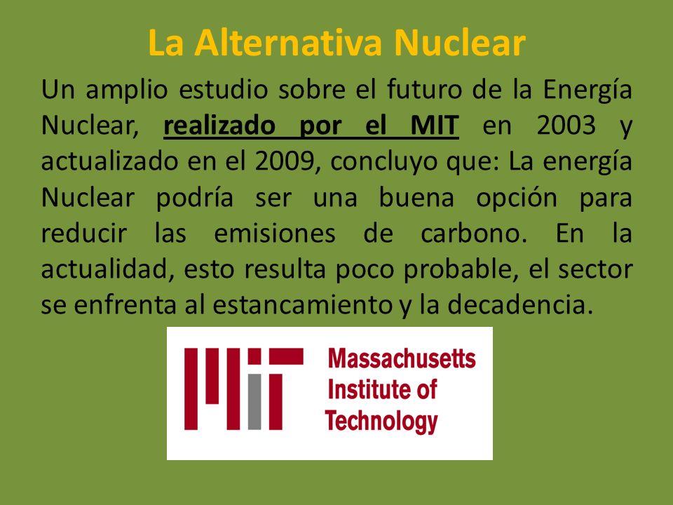 La Alternativa Nuclear