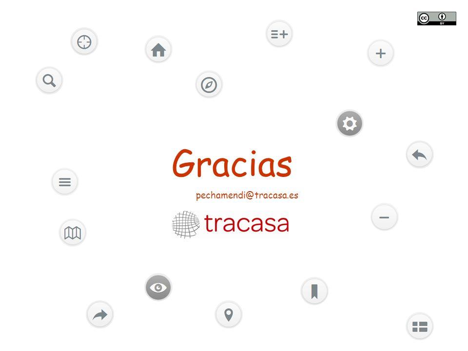 Gracias pechamendi@tracasa.es