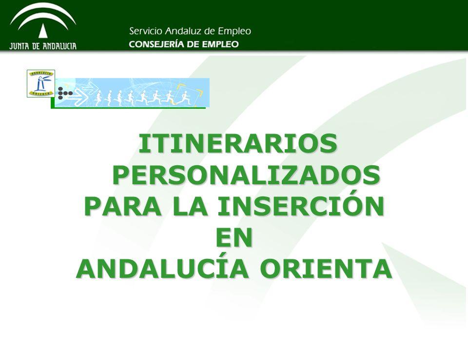 ITINERARIOS PERSONALIZADOS