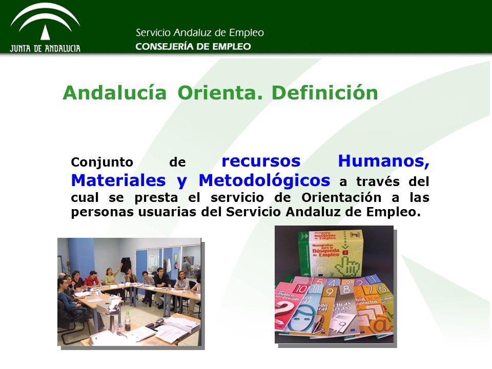 Andalucía Orienta. Definición