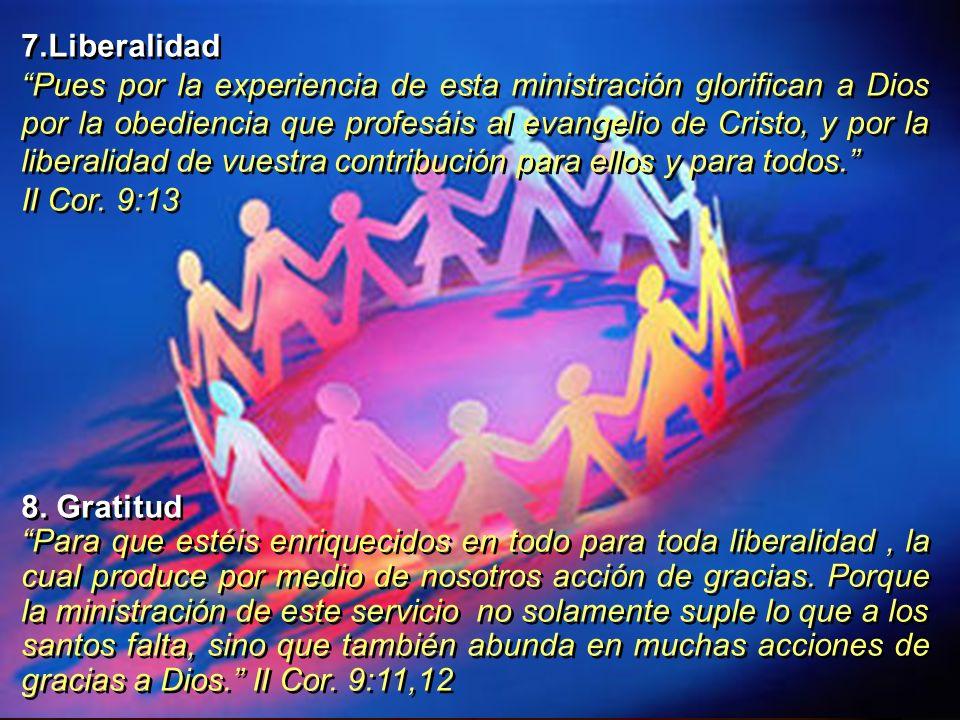 7.Liberalidad