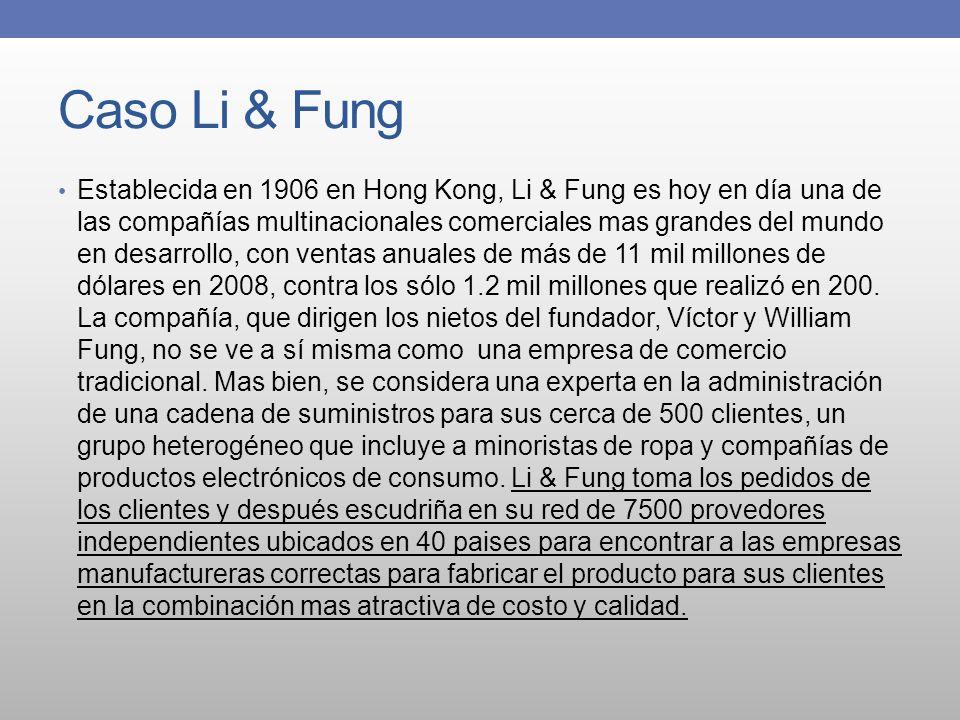 Caso Li & Fung