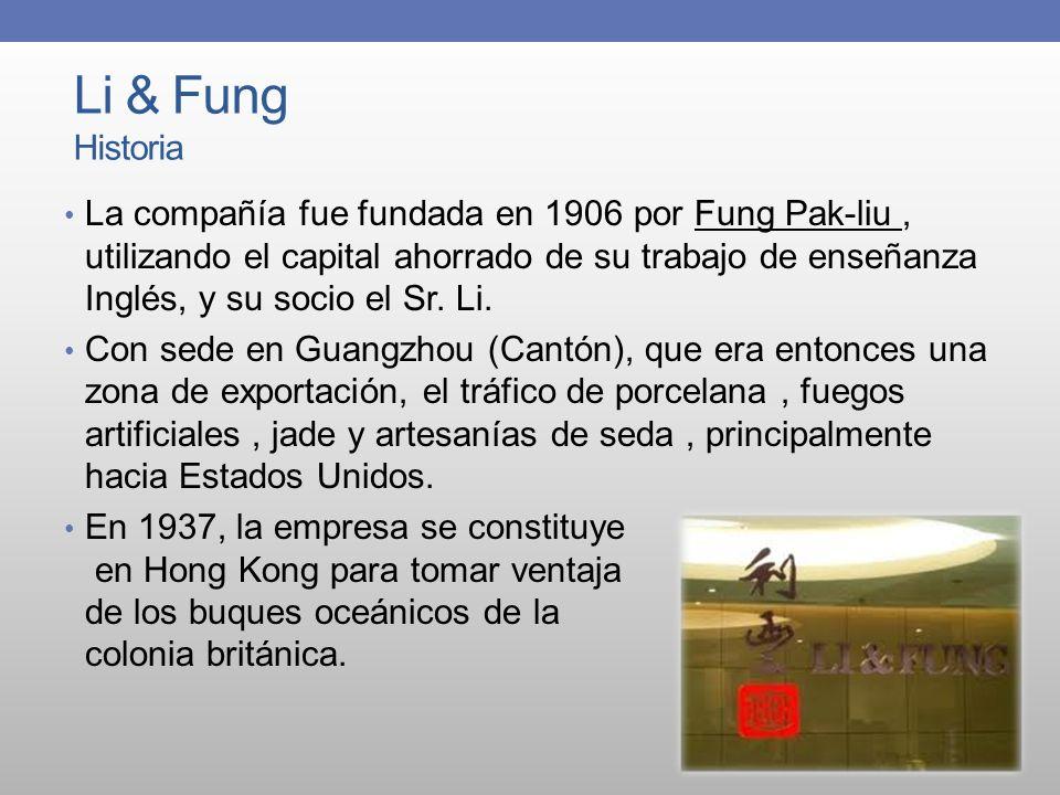 Li & Fung Historia