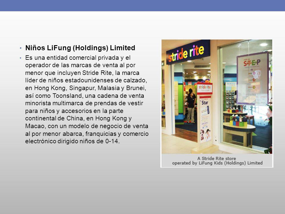Niños LiFung (Holdings) Limited
