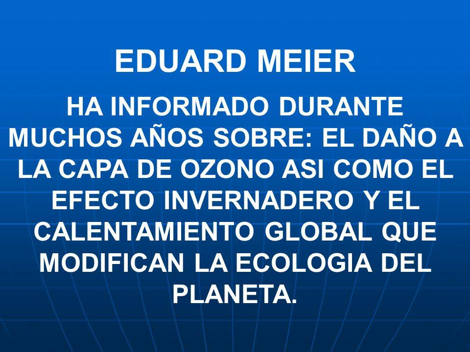 EDUARD MEIER