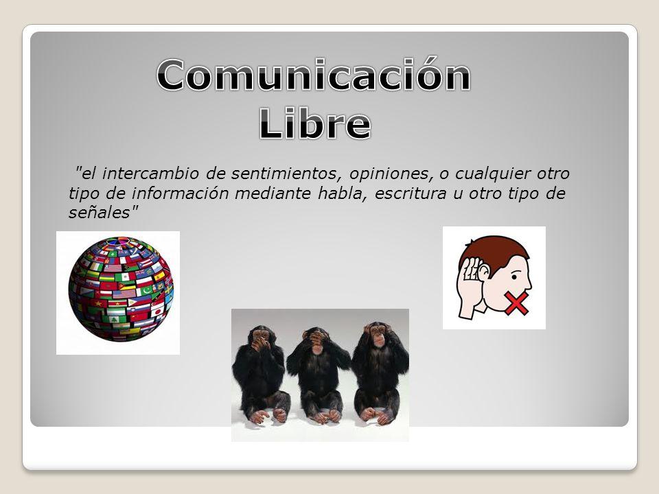 Comunicación Libre