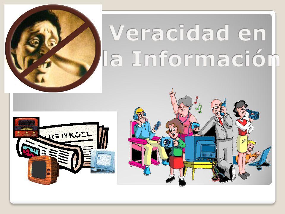 Veracidad en la Información