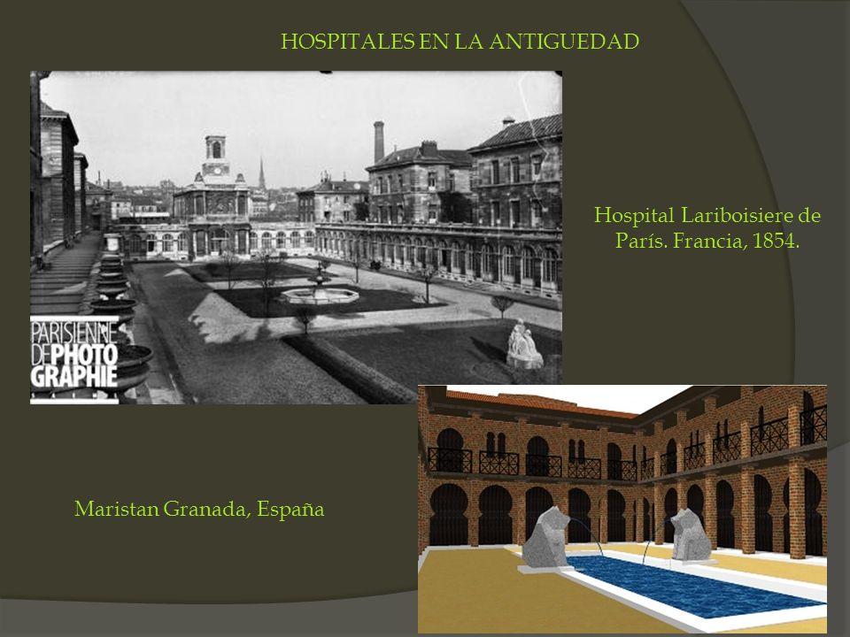 HOSPITALES EN LA ANTIGUEDAD