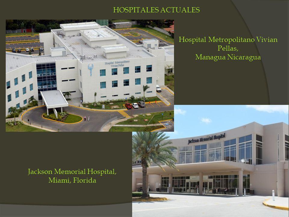 Hospital Metropolitano Vivian Pellas, Managua Nicaragua