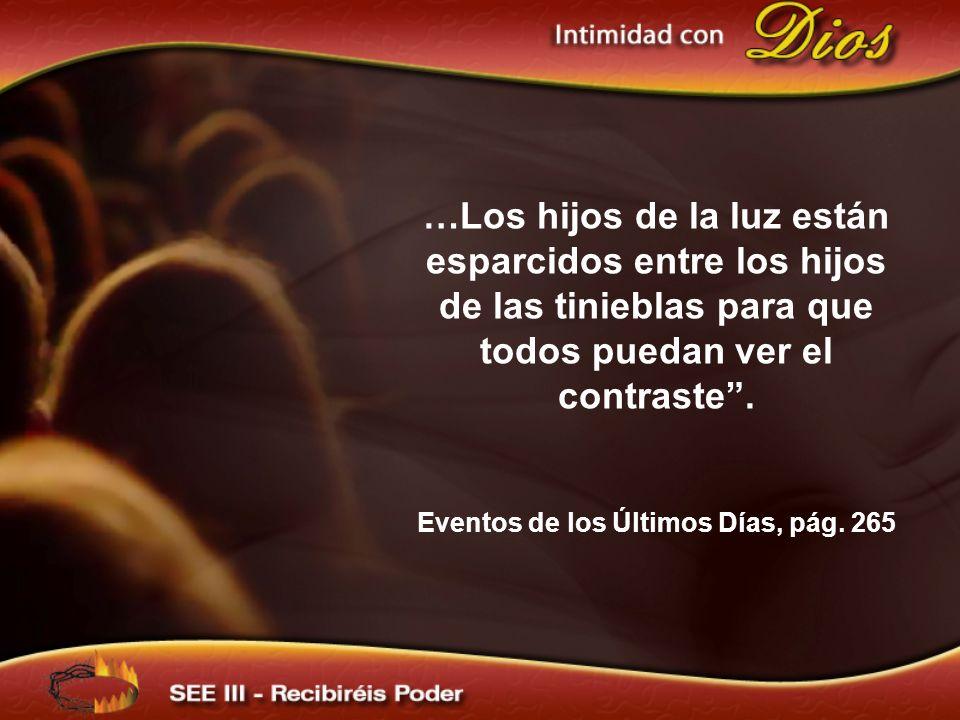 Eventos de los Últimos Días, pág. 265