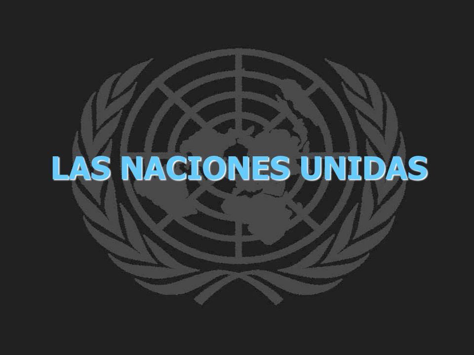 LAS NACIONES UNIDAS Público: