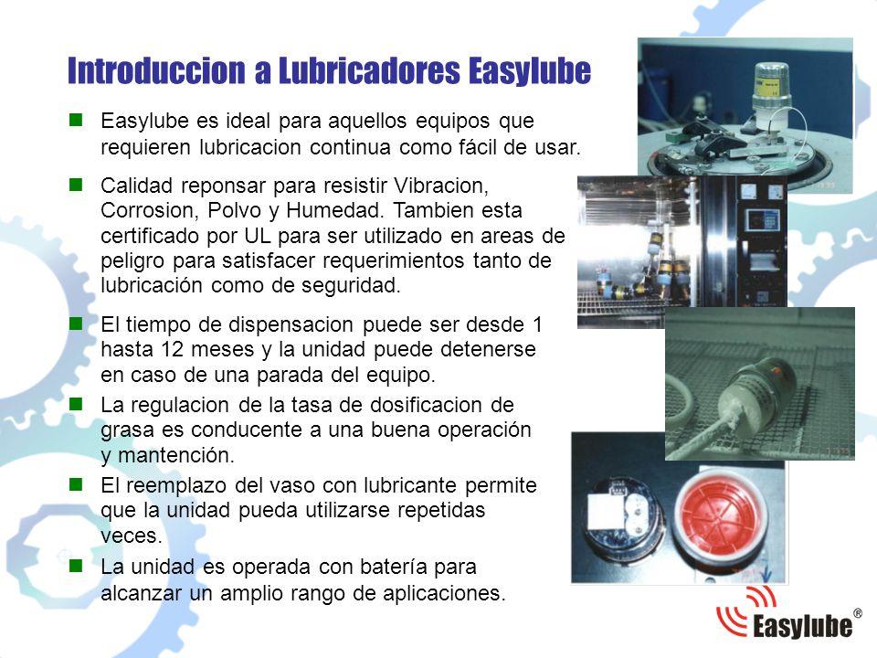 Introduccion a Lubricadores Easylube