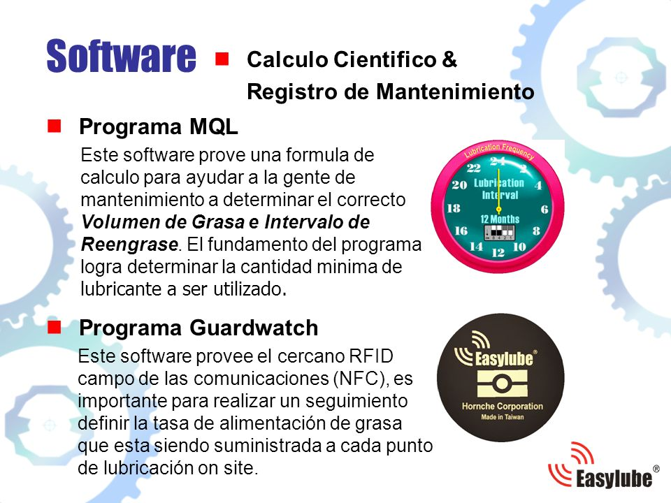 Software Calculo Cientifico & Registro de Mantenimiento Programa MQL