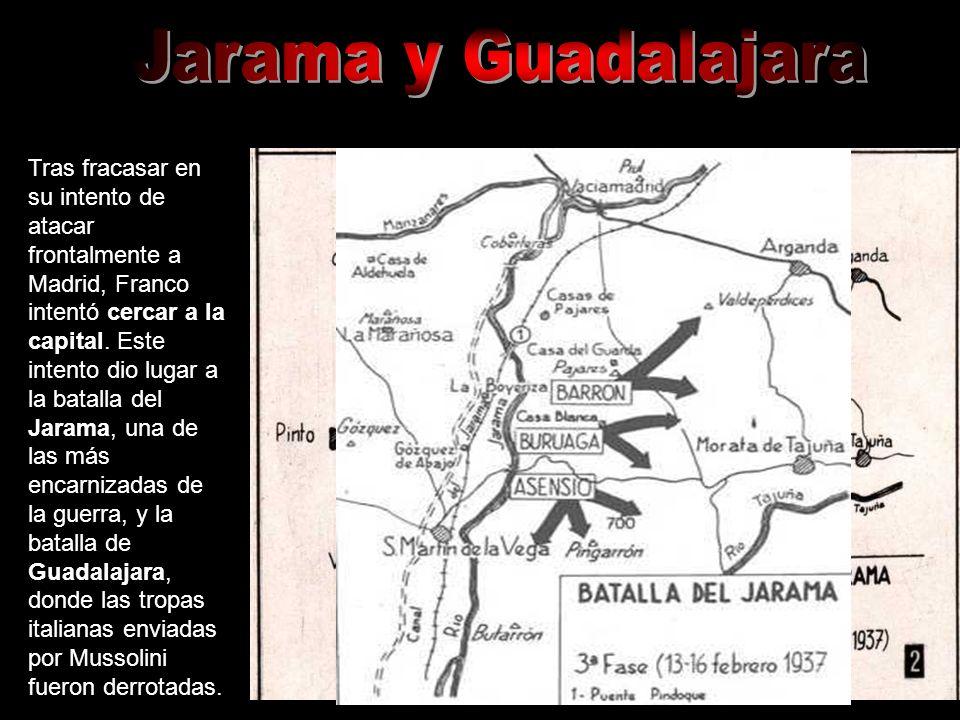 Jarama y Guadalajara