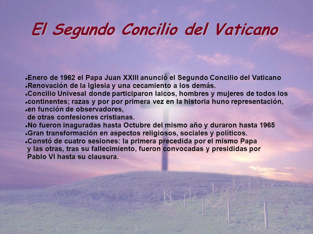 El Segundo Concilio del Vaticano