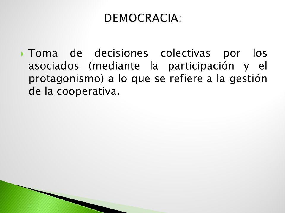 Democracia: