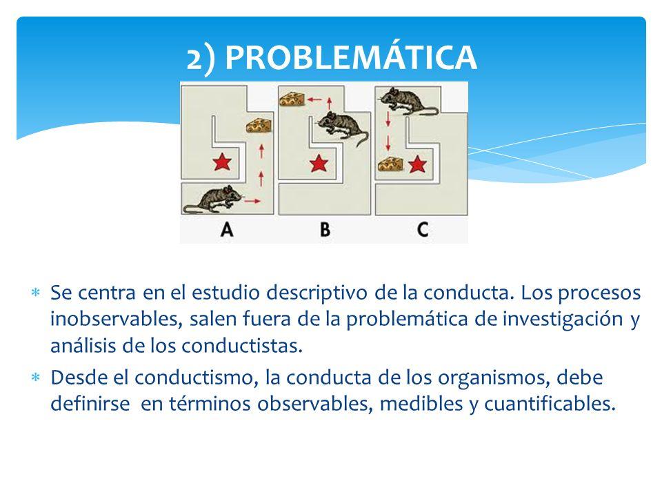 2) PROBLEMÁTICA