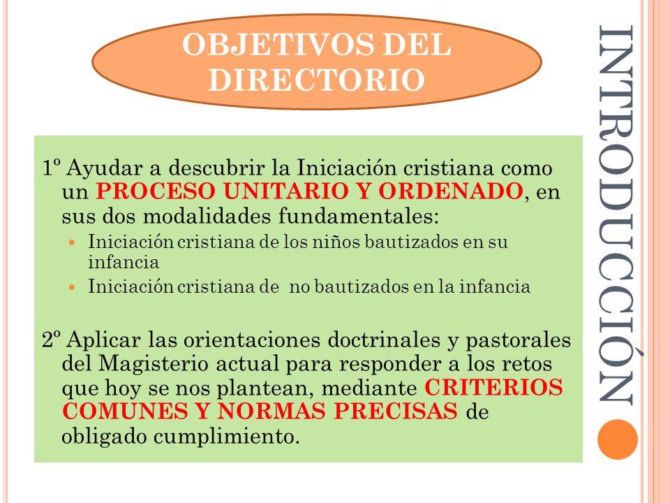 OBJETIVOS DEL DIRECTORIO