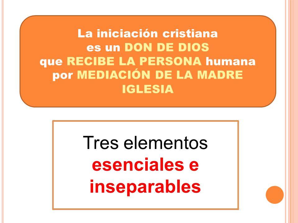 esenciales e inseparables