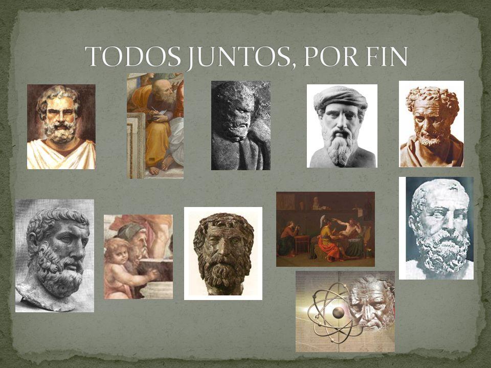 TODOS JUNTOS, POR FIN