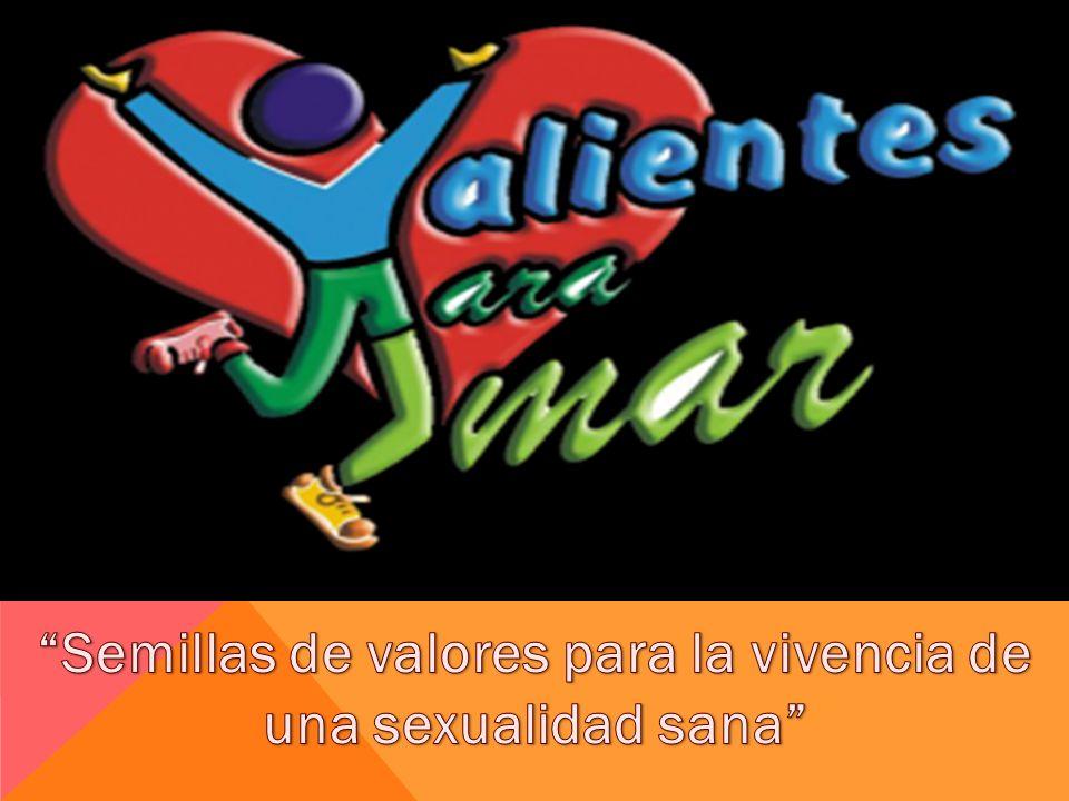 Semillas de valores para la vivencia de una sexualidad sana