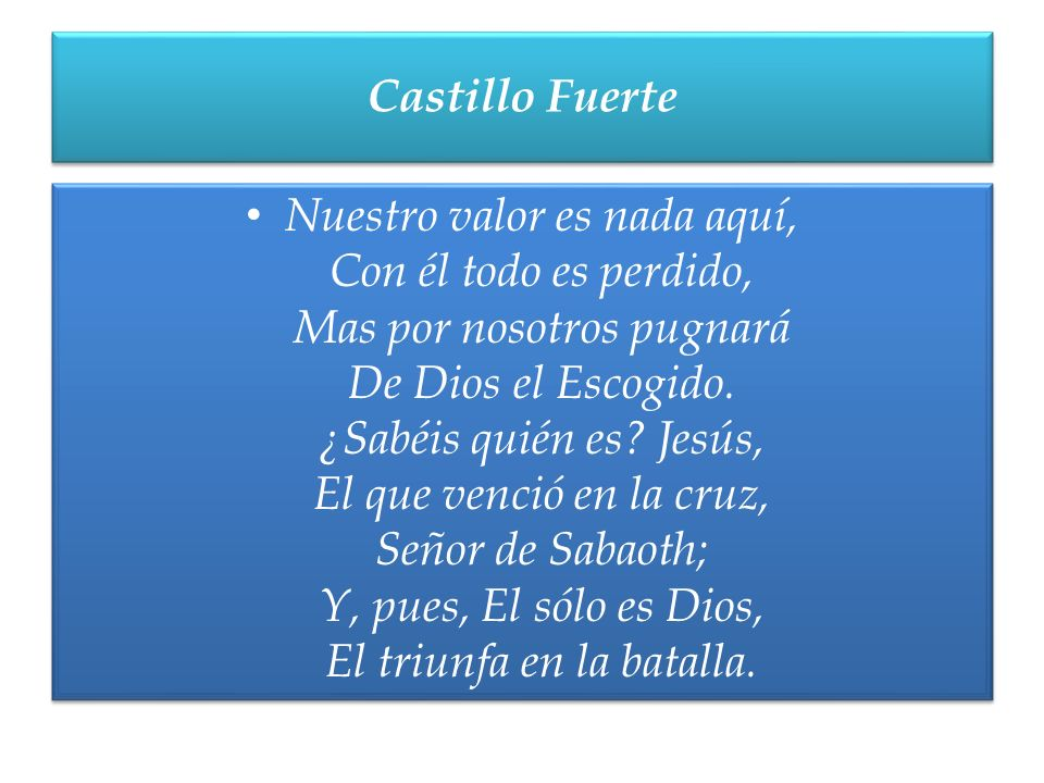 Castillo Fuerte