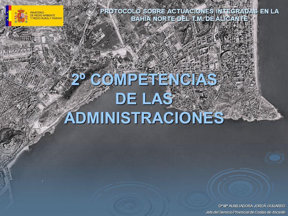 2º COMPETENCIAS DE LAS ADMINISTRACIONES