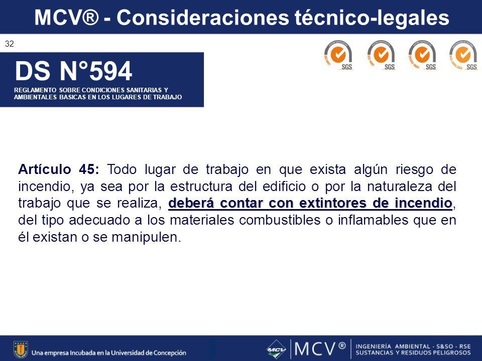 DS N°594 REGLAMENTO SOBRE CONDICIONES SANITARIAS Y. AMBIENTALES BASICAS EN LOS LUGARES DE TRABAJO.