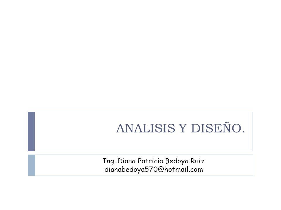 Ing. Diana Patricia Bedoya Ruiz