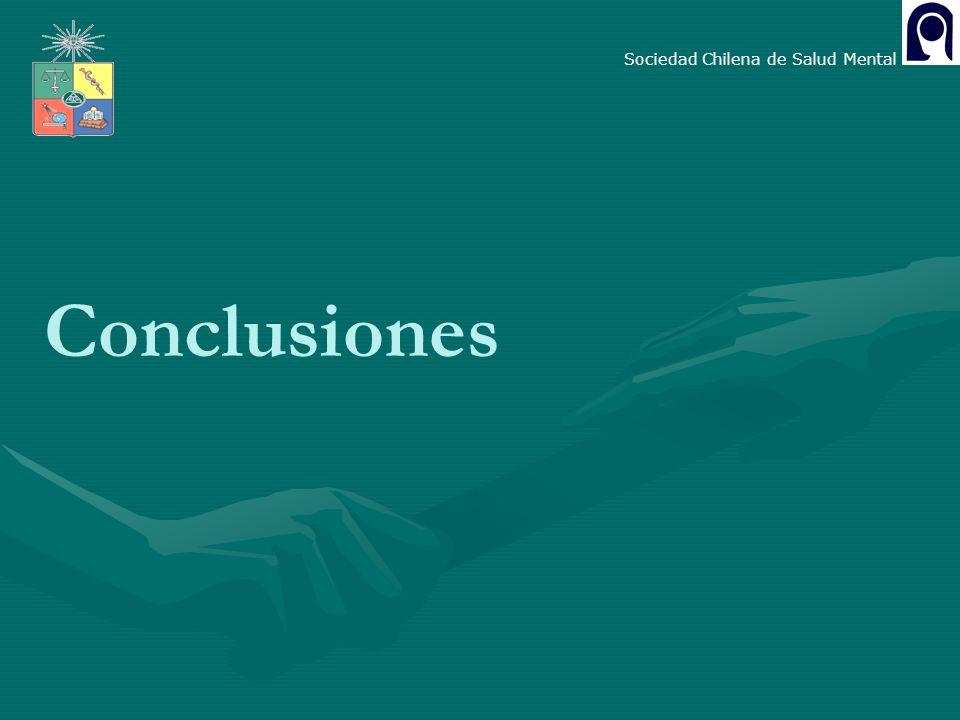 Sociedad Chilena de Salud Mental
