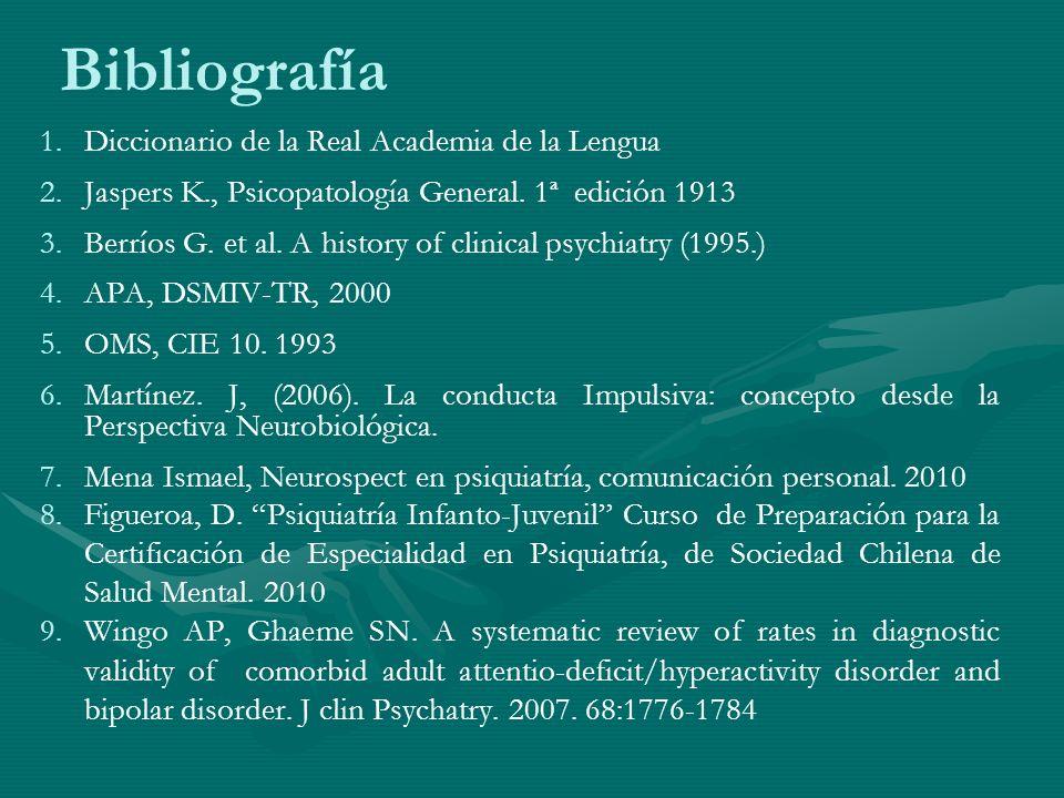 Bibliografía Diccionario de la Real Academia de la Lengua