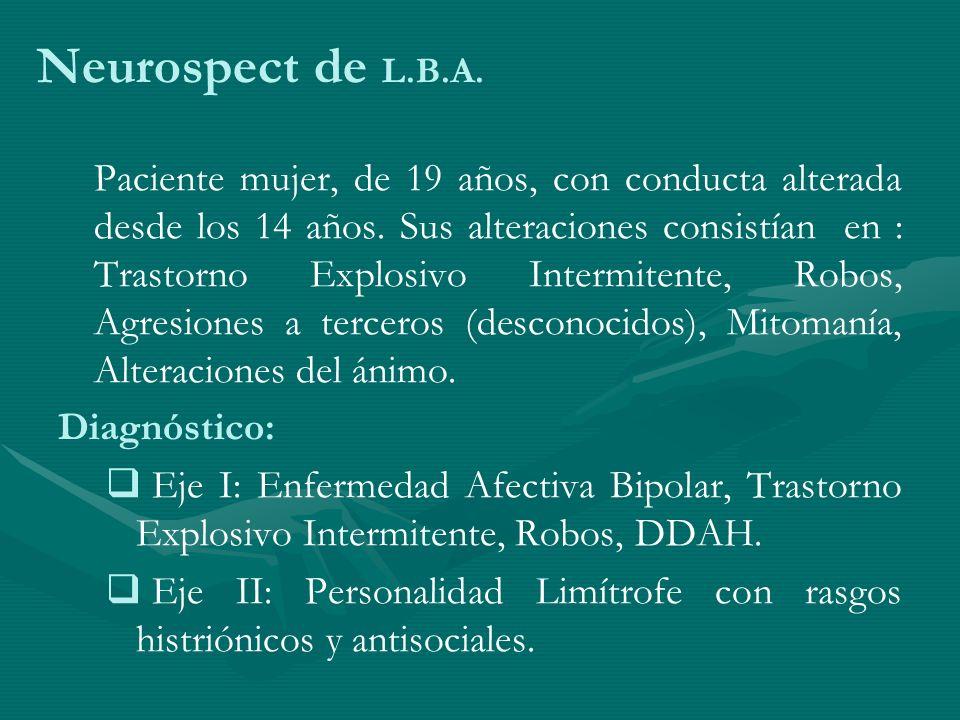 Neurospect de L.B.A.