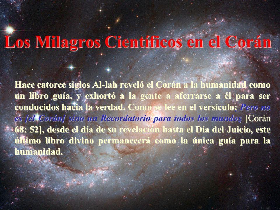 Los Milagros Científicos en el Corán