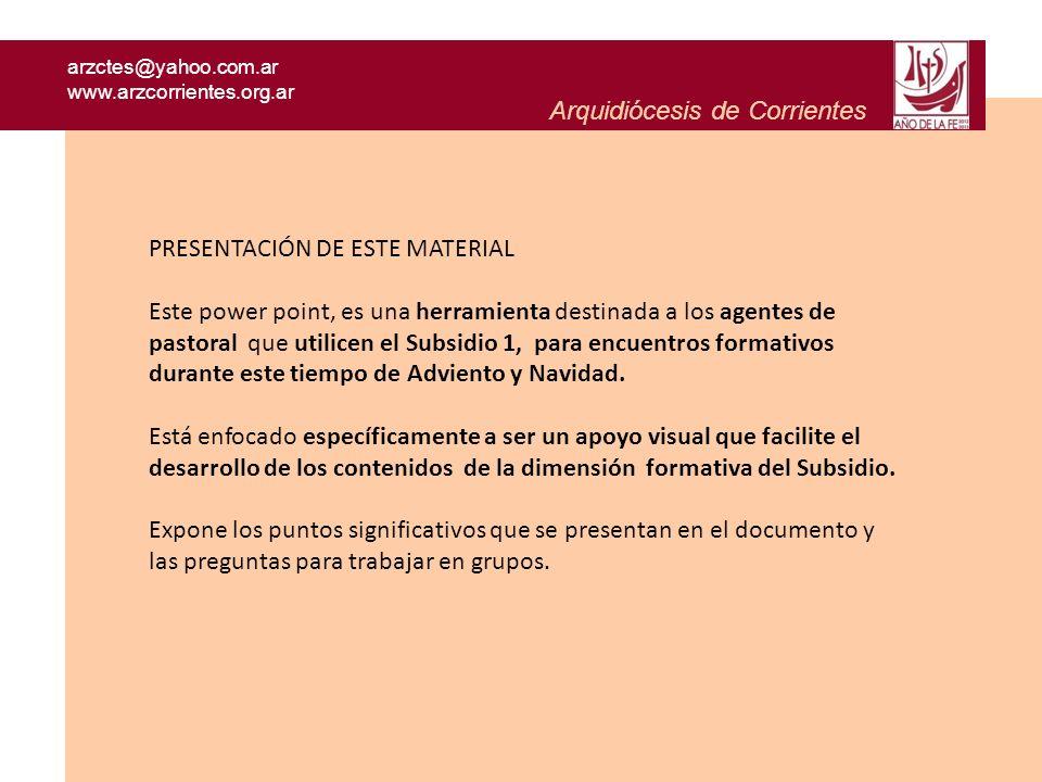 Arquidiócesis de Corrientes