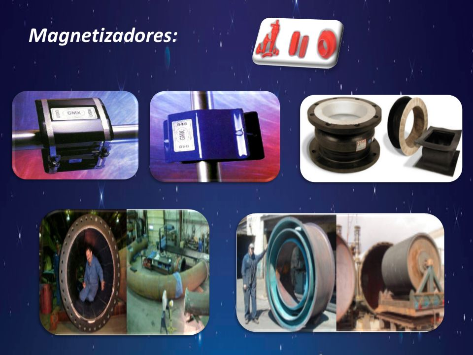 Magnetizadores:
