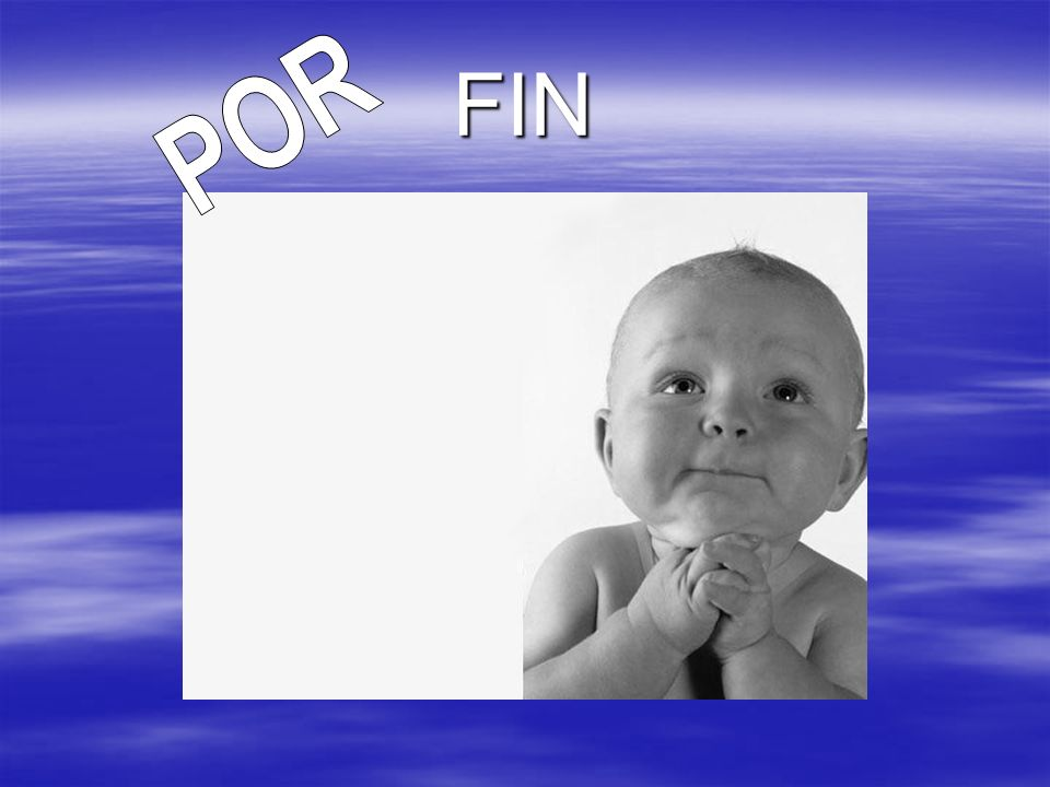 FIN POR