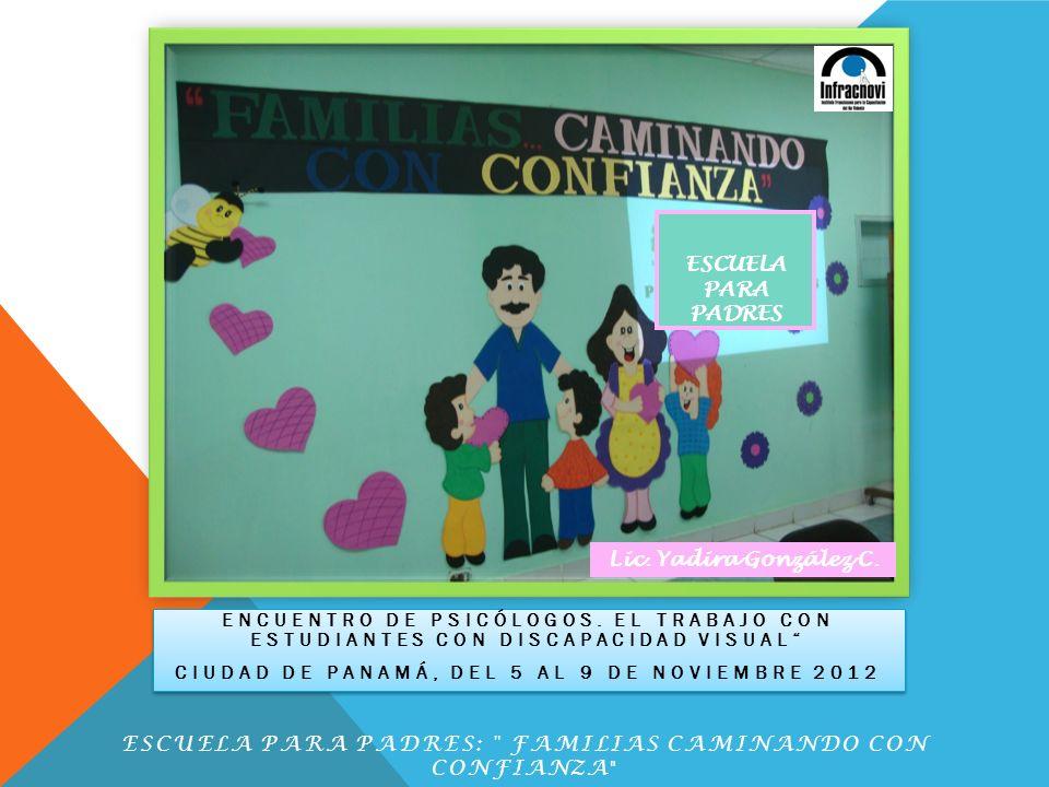 Ciudad de Panamá, del 5 al 9 de Noviembre 2012