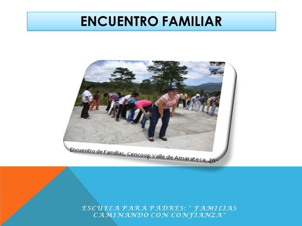 Escuela para Padres: Familias Caminando con Confianza