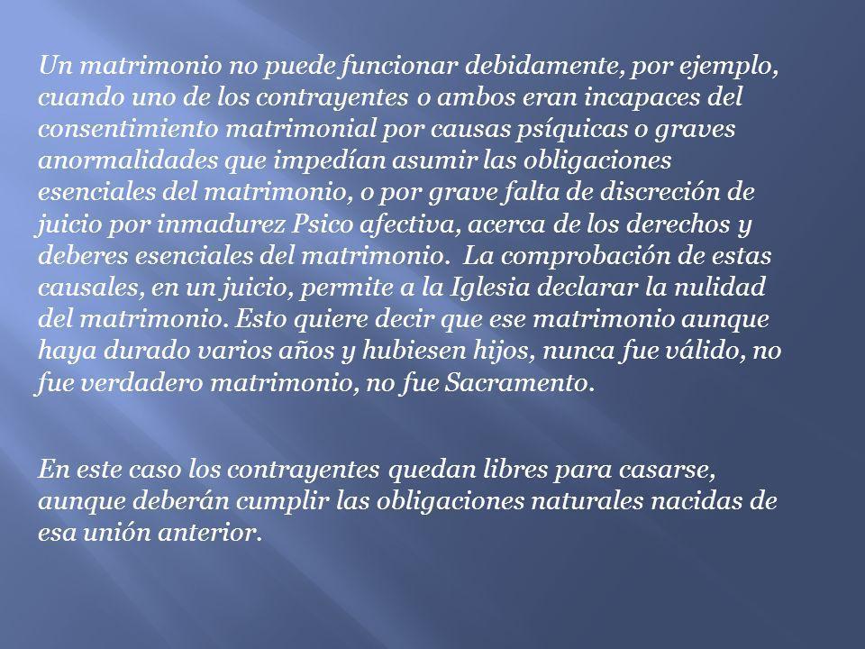 Consentimiento Matrimonial Catolico Formula : La nulidad matrimonial ppt video online descargar