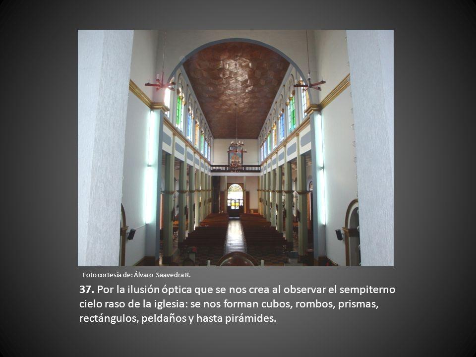 Foto cortesía de: Álvaro Saavedra R.