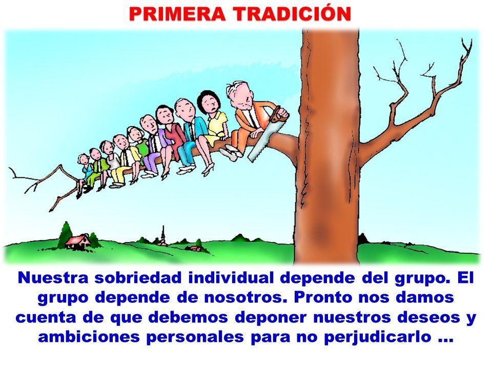PRIMERA TRADICIÓN