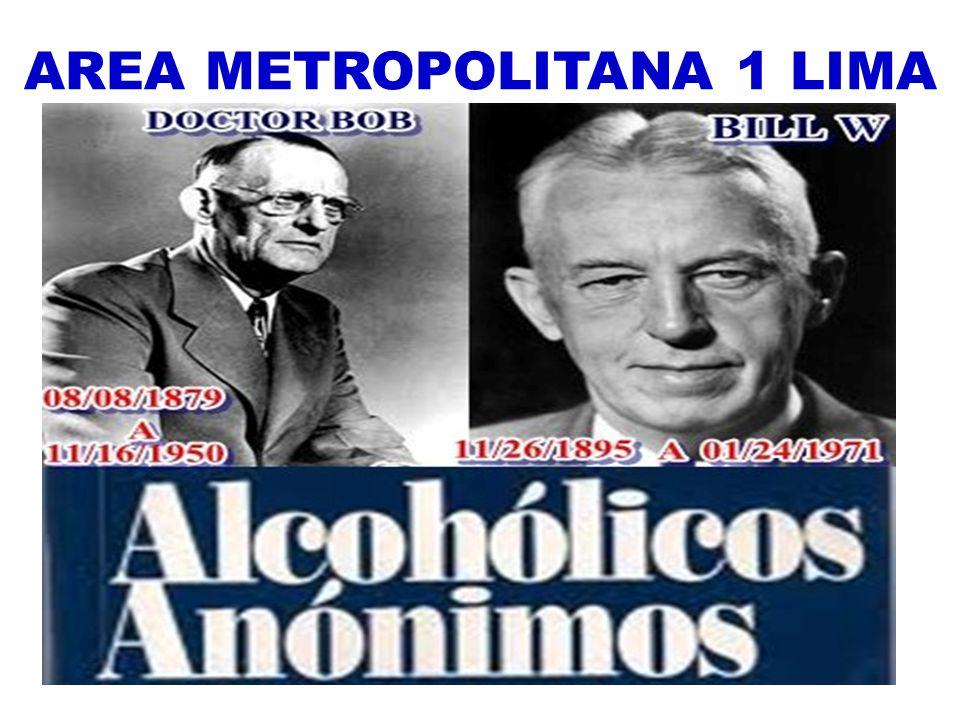 AREA METROPOLITANA 1 LIMA