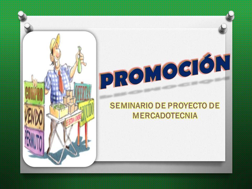 SEMINARIO DE PROYECTO DE MERCADOTECNIA