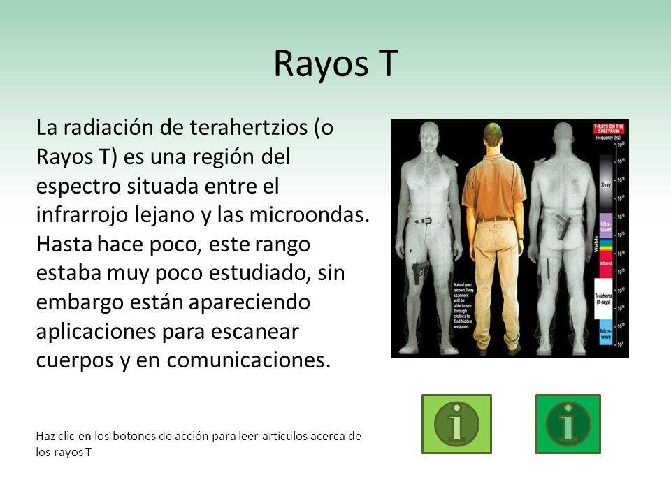 Rayos T