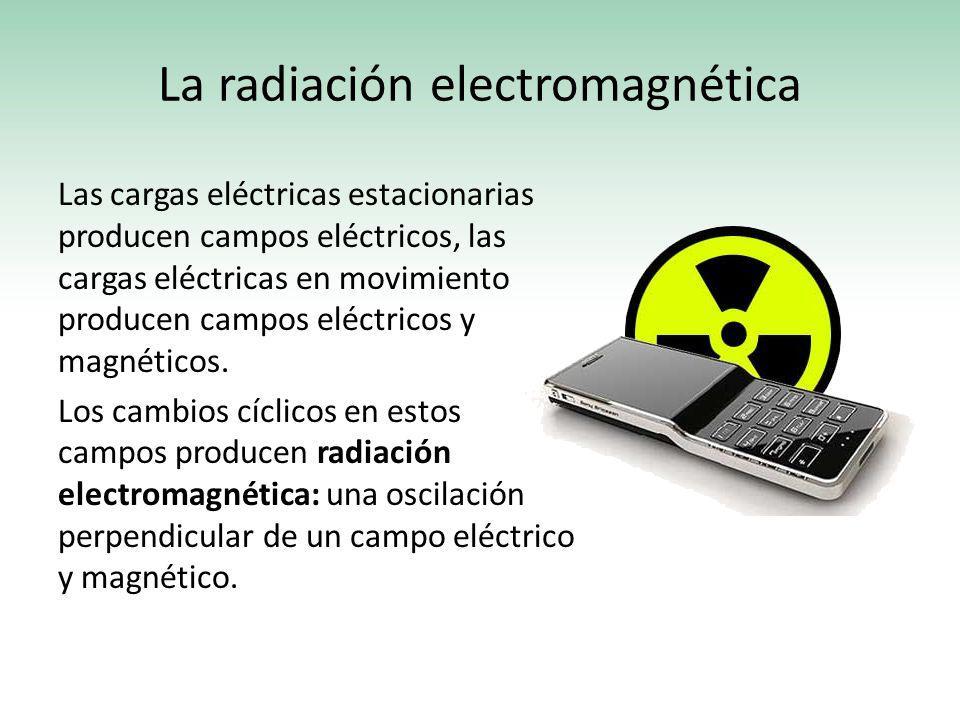 La radiación electromagnética