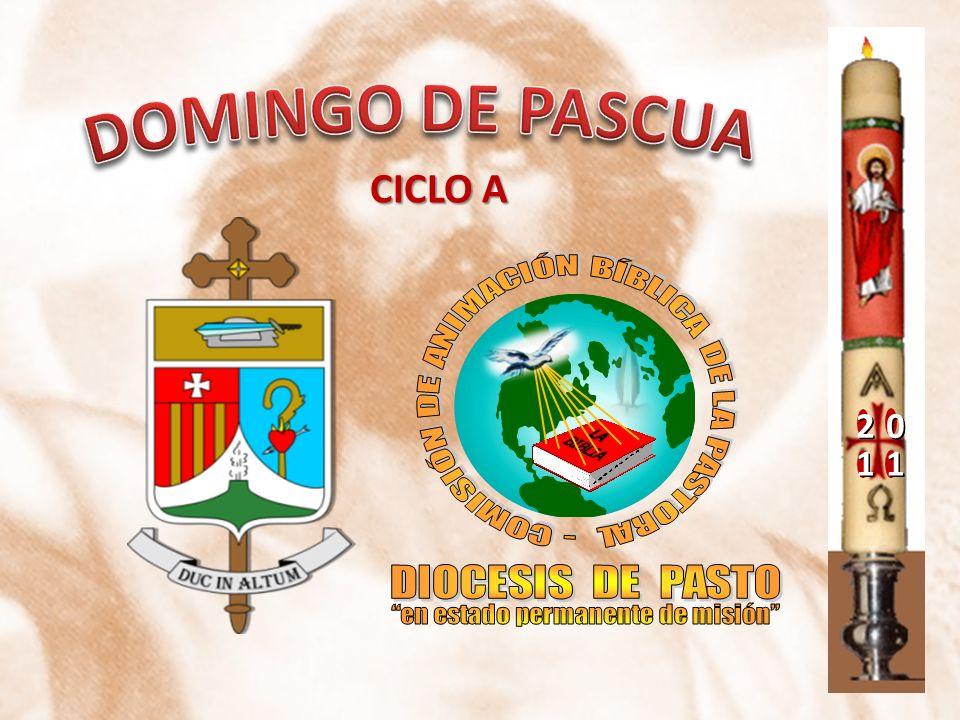 DOMINGO DE PASCUA CICLO A 2 1