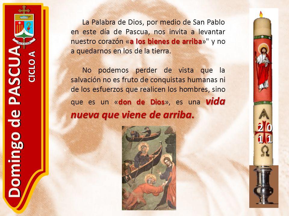 Domingo de PASCUA 2 1 CICLO A