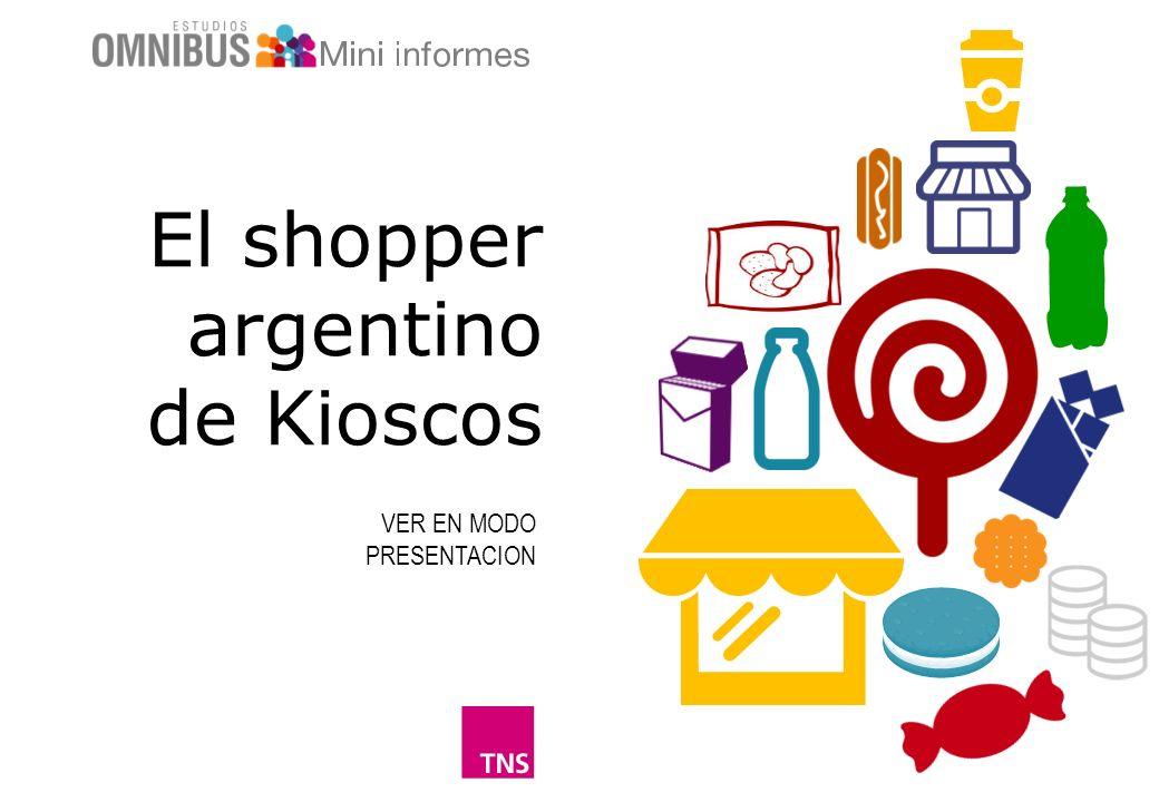 El shopper argentino de Kioscos VER EN MODO PRESENTACION