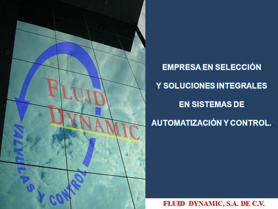 Y SOLUCIONES INTEGRALES AUTOMATIZACIÓN Y CONTROL.